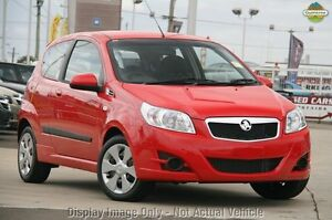 2009 Holden Barina TK MY09 Red 5 Speed Manual Hatchback Willagee Melville Area Preview