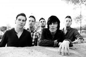 sleeping with sirens A4 POSTER PRINT ART 021c