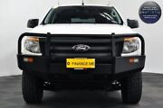 2012 Ford Ranger PX XL Double Cab White 6 Speed Sports Automatic Utility Edgewater Joondalup Area Preview