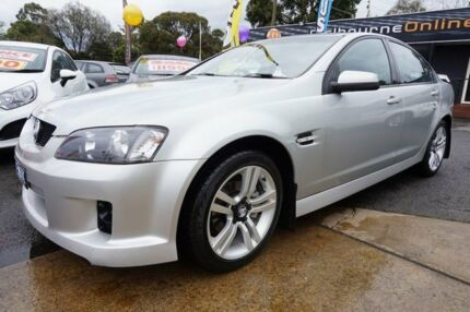 2007 Holden Commodore VE SV6 Nitrate 5 Speed Sports Automatic Sedan