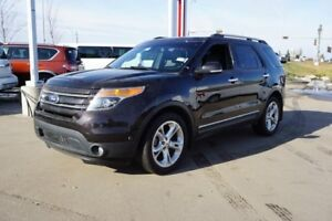 2014 Ford Explorer 4X4 LIMITED Accident Free,  Navigation (GPS),