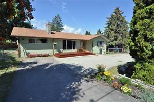 Updated 3 Bed, 2 Bath Home on a Large .61 Acre Lot