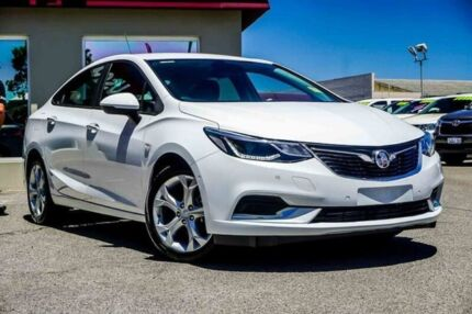 2017 Holden Astra BL MY17 LT White 6 Speed Sports Automatic Sedan Bayswater Bayswater Area Preview