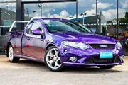 2011 Ford Falcon FG MkII XR6 Ute Super Cab Turbo Purple 6 Speed Sports Automatic Utility Parramatta Parramatta Area Preview