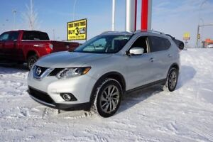 2015 Nissan Rogue SL ALL WHEEL DRIVE Accident Free,  Navigation