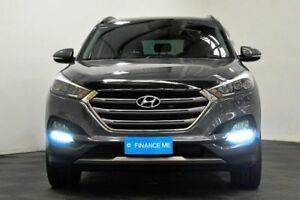 2016 Hyundai Tucson TLe MY17 Highlander AWD Grey 6 Speed Sports Automatic Wagon