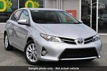 2013 Toyota Corolla ZRE182R Ascent Sport S-CVT Silver 7 Speed Constant Variable Hatchback Nailsworth Prospect Area Preview