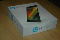HP 8 G2 1411 Tablet new in the Box
