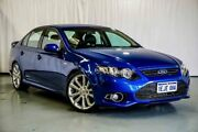 2013 Ford Falcon FG MkII XR6 Turbo Blue 6 Speed Sports Automatic Sedan Wangara Wanneroo Area Preview