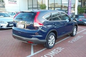 2014 Honda CR-V RM MY14 DTi-S 4WD Blue 6 Speed Manual Wagon Myaree Melville Area Preview
