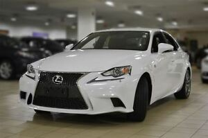 Fully Loaded 2014 Lexus IS F-Sport for sale only $40000