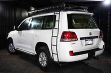 2011 Toyota Landcruiser VDJ200R MY10 GXL White 6 Speed Sports Automatic Wagon Wangara Wanneroo Area Preview