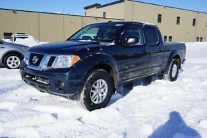 2018 Nissan Frontier 4X4 SV CREW CAB Bluetooth, Back Up Camera,