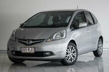 2010 Honda Jazz GE MY10 GLI Limited Edition Silver 5 Speed Manual Hatchback Southport Gold Coast City Preview
