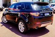 2016 Land Rover Discovery Series 5 L462 MY17 SD4 HSE Luxury Black 8 Speed Sports Automatic Wagon Balcatta Stirling Area Preview