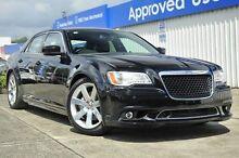 2012 Chrysler 300 MY12 SRT8 Black 5 Speed Automatic Sedan Gosford Gosford Area Preview