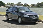2005 Volkswagen Polo 9N MY06 Upgrade Match Black 4 Speed Automatic Hatchback Five Dock Canada Bay Area Preview