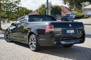 2014 Holden Ute VF MY14 SS V Ute Black 6 Speed Sports Automatic Utility St James Victoria Park Area Preview