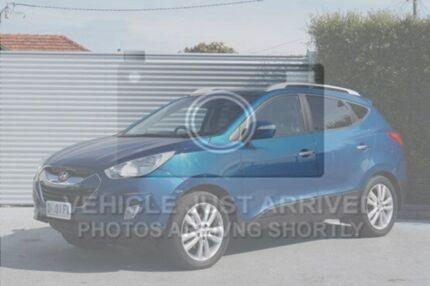 2012 Hyundai ix35 LM2 Highlander AWD Blue 6 Speed Auto Seq Sportshift Wagon South Launceston Launceston Area Preview