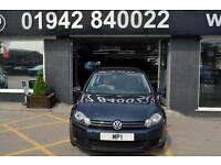 2009 59 VOLKSWAGEN GOLF 1.4 SE TSI 5D 121 BHP 6SP 5DR HATCH, 41-000M FSH, BLUE