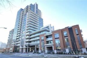 Yonge & Finch, Luxurious 1 bed Condo, Partially Furnished