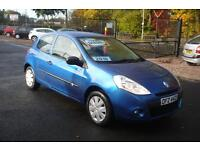 RENAULT CLIO 1.5 EXTREME DCI 3d 86 BHP (blue) 2010