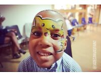*£35 per hour* Professional Face & Body painter (face painting)