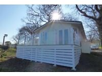 LUXURY LODGE STATIC CARAVAN FOR SALE HOLIDAY HOME ISLE OF WIGHT HAMPSHIRE SOUTH COAST IOW