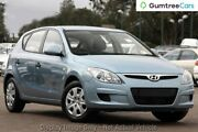 2009 Hyundai i30 FD MY09 SX Blue 4 Speed Automatic Hatchback South Nowra Nowra-Bomaderry Preview