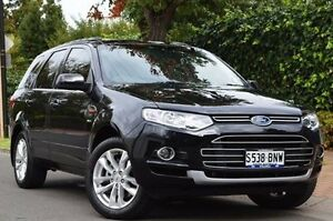 2012 Ford Territory SZ TS Seq Sport Shift Black 6 Speed Sports Automatic Wagon Thorngate Prospect Area Preview