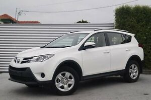 2015 Toyota RAV4  White Sports Automatic Wagon Kings Meadows Launceston Area Preview