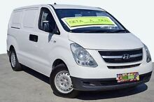 2013 Hyundai iLOAD TQ2-V MY14 White 5 Speed Automatic Van Coolangatta Gold Coast South Preview