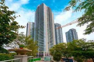 Highrise 1 bedroom Apt by King George Skytrain (Surrey)