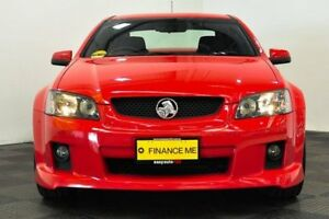 2008 Holden Commodore VE MY09 SV6 Red 5 Speed Sports Automatic Sedan