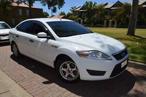 2007 Ford Mondeo MA LX White 6 Speed Sports Automatic Sedan Stepney Norwood Area Preview