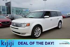 2012 Ford Flex AWD LIMITED Accident Free,  Leather,  Heated Seat
