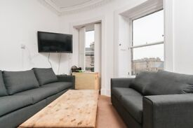 STUDENTS: Bright and spacious 5 bed HMO flat with TV & broadband available September