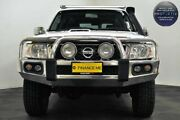 2012 Nissan Patrol Y61 GU 8 ST Simpson 50th Anniversary White 5 Speed Manual Wagon Edgewater Joondalup Area Preview