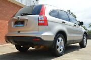 2007 Honda CR-V RE MY2007 4WD Beige 5 Speed Automatic Wagon Ashmore Gold Coast City Preview