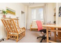 Bright and central one bedroom furnished flat in Dalry available September - NO FEES!
