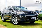 2009 Mazda CX-9 TB10A3 MY10 Luxury Black 6 Speed Sports Automatic Wagon Pearsall Wanneroo Area Preview