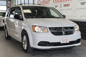 2017 Dodge Grand Caravan SXT, Bluetooth, Dual A/C, Quads