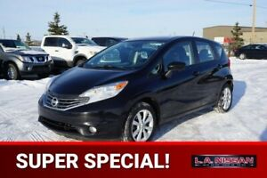 2015 Nissan Versa Note SL AUTOMATIC Accident Free,  Navigation (