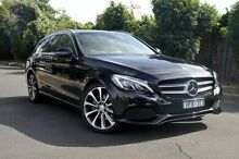 2015 Mercedes-Benz C250  Black Sports Automatic Wagon Doncaster Manningham Area Preview