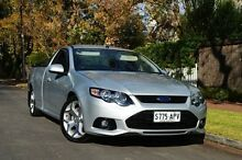 2012 Ford Falcon FG MkII XR6 Ute Super Cab Silver 6 Speed Sports Automatic Utility Thorngate Prospect Area Preview