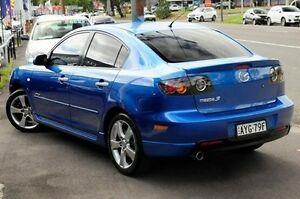 2006 Mazda 3 Blue Manual Sedan North Gosford Gosford Area Preview
