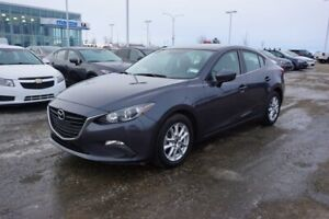 2014 Mazda Mazda3 GS CONVENIENCE Accident Free,  Leather,  Heate