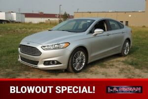 2013 Ford Fusion SE LEATHER Accident Free,  Navigation (GPS),  L