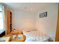 Studio on Fairholme Road, West Kensington *main bills, wifi, sky tv are included*