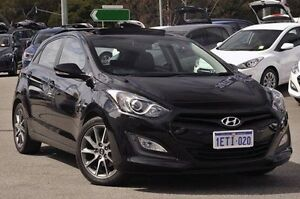 2014 Hyundai i30 GD2 SR Black 6 Speed Sports Automatic Hatchback Myaree Melville Area Preview